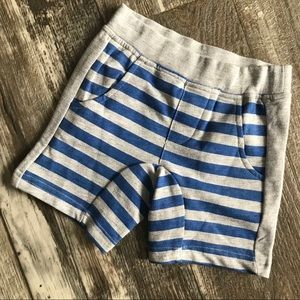 French Toast   baby boy shorts - 12 months
